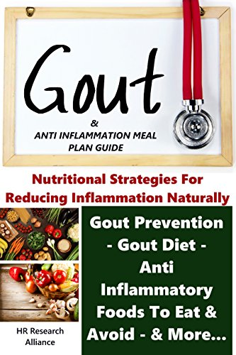 Gout Anti Inflammation Meal Guide ebook
