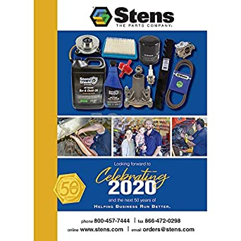 Amazon.com: Stens # 775-985 versión de catálogo # 3 para ...