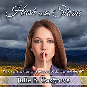 Hush in the Storm Audiobook