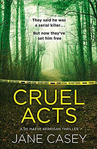 book cover of Cruel Acts