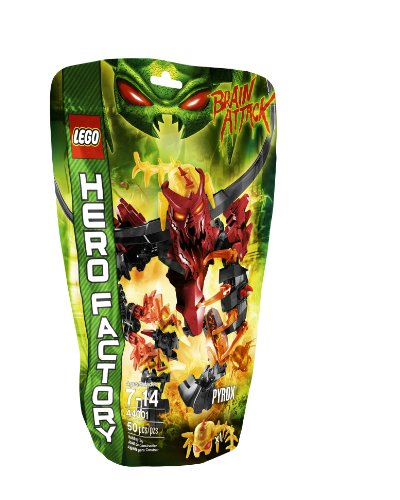 LEGO Hero Factory PYROX 44001- 50pcs