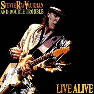 Stevie Ray Vaughan Live Alive Amp Double Trouble Amazon