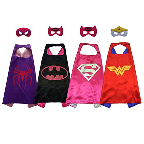 Calor (Girls Superhero Dress)