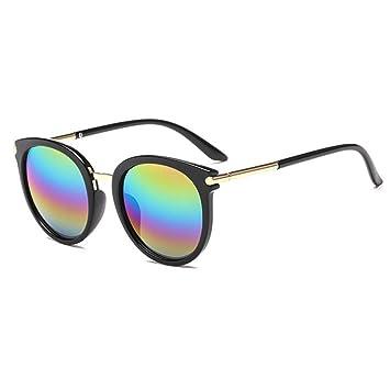 DWSYDA Gafas de Sol Espejos de Mujer Vintage para Mujeres ...