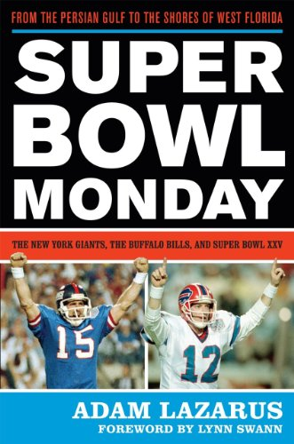 [PDF] Super Bowl Monday: From the Persian Gulf to the Shores of West Florida: The New York Giants, the Buffalo Bills, and Super Bowl XXV Free Download | Publisher : Taylor Trade Publishing | Category : Sports | ISBN 10 : 1589796004 | ISBN 13 : 9781589796003