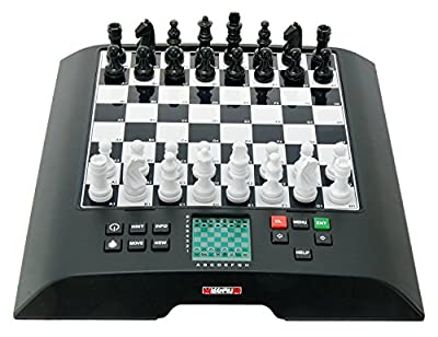 Millennium ChessGenius Model M810 - Electronic Chess Computer
