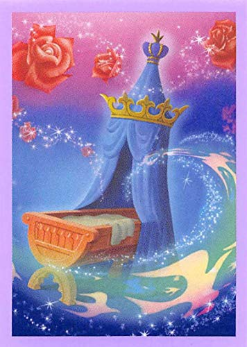 2018 Panini Disney Princess Heart of a Princess #123 Stickers 123 (123 Heart)
