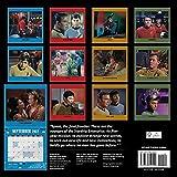 Star Trek 2022 Wall Calendar: The Original Series