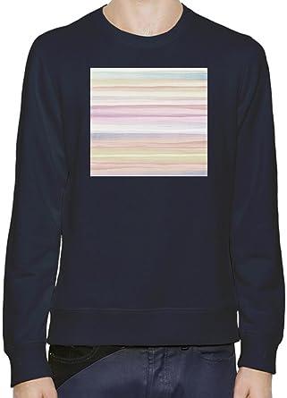 Watercolor Lines Full Print Sweater-Jumper For Men & Women