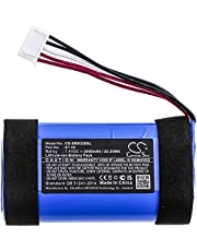 Replacement Battery for Sony SRS-XB31 Speaker,fits ST-06,3000mAh/22.20Wh
