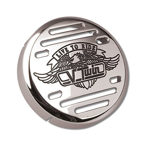 Big Bike Parts V-Twin Abs Horn Cover - Bike Parts Horn