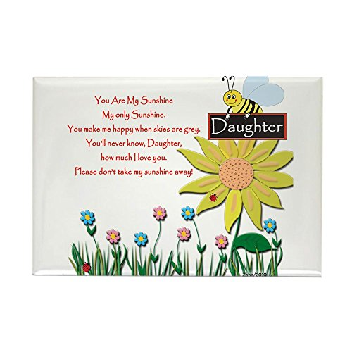 Daughter Rectangle Magnet - 3