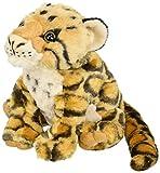 Clouded Leopard Cuddlekins12 inch - Stuffed Animal by Wild Republic (15986)