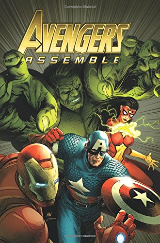 Avengers Assemble: Science Bros (Marvel Now) (The Avengers Now)