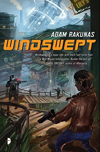 Windswept: Windswept Book One