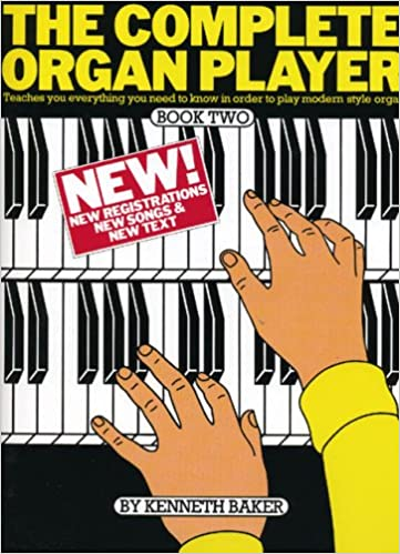 Complete Organ Player: Book 2