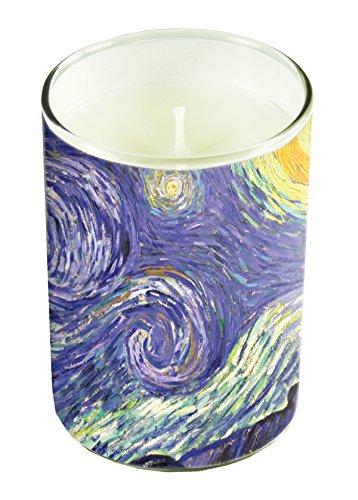 Mudlark Glass Soy Wax Candle, French Lavender, Van Gogh S...