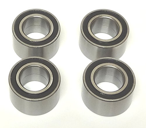 Grizzly Front (All Yamaha YFM660 660 Grizzly Front and Rear Wheel Bearing 2003 - 2008)