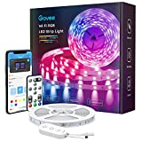 Govee RGB LED Strip Lights, Works with