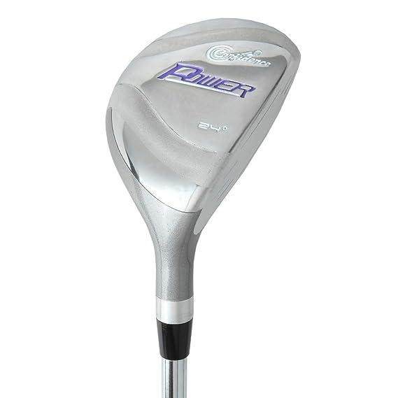 Confidence Juego de bolsa con palos Golf para mujer ...