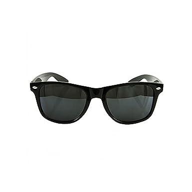 6dc962b413e60e Unisexe Mens Ladies Wayfarer Aviator Lunettes de soleil style rétro Fashion  Shades UV400 - Noir  Amazon.fr  Vêtements et accessoires