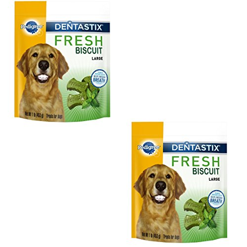 Dentastix Fresh Biscuit Large Treats