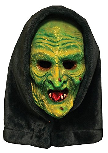 [Trick or Treat Studios Men's Halloween III-Witch Mask, Multi, One Size] (Trick Or Treat Costumes For Adults)