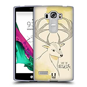 Head Case Designs Snow Aztec Camouflage Protective Snap-on Hard Back Case Cover for HTC One S