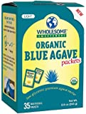 Wholesome Sweeteners - Organic Blue Agave Packets, 35 packet