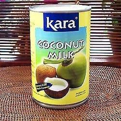 Kara coconut milk 425ml (canned) X24 cans (Case selling) by KARA