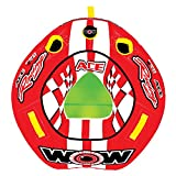 racing ace - WOW World of Watersports, 15-1120, Ace Racing Towable, Ski Tube, 1 Person