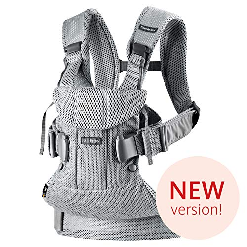 BABYBJÖRN New Baby Carrier One Air 2019 Edition, Mesh, ()