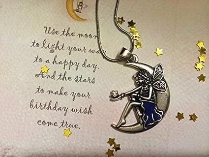 Amazon Birthday Moon Fairy Angel Gift Set Nostalgic Origami