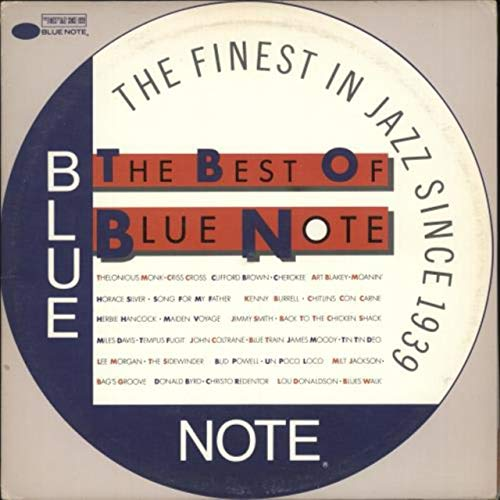 The Best of Blue Note the Finest in Jazz Since 1939 (Double Set) (Kenny Burrell Best Albums)