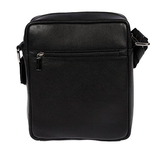 Black 30 Christian 6 X Men's 5 Bag L 22 Wippermann Shoulder Cm M qIFzwrI6