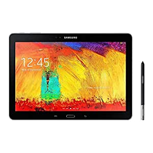 Samsung Galaxy Note SM-P607TZKETMB 10.1-Inch 32GB Android 4G LTE Unlocked Tablet with Dual Camera and Wifi (Black)