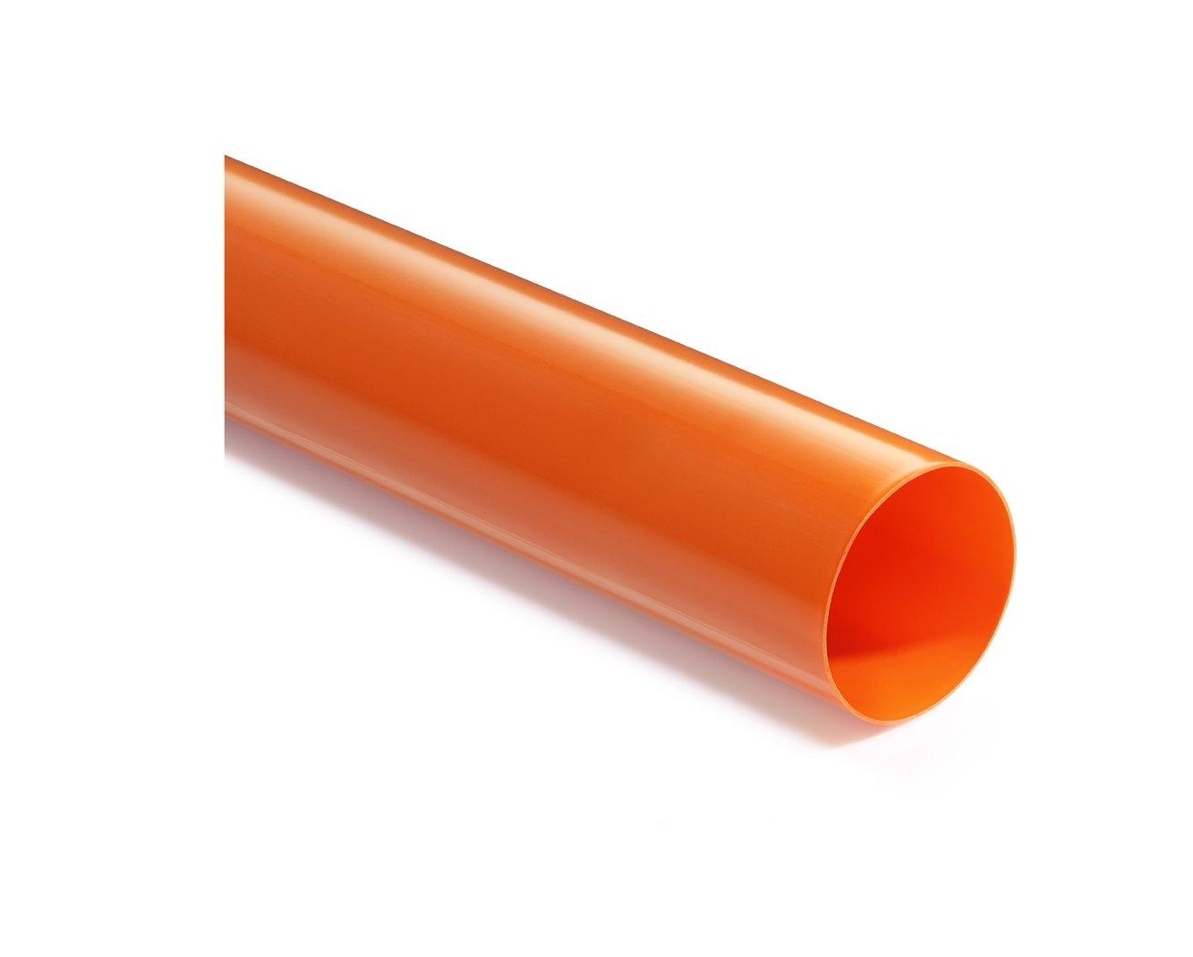 5 x 12 Clear 5//8 Diameter Polyvinyl Chloride Insultab 30-VGA-0625C-P1 Vinylguard Shrink-To-Fit Covering