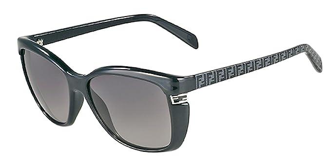 Amazon.com: Fendi anteojos de sol & Free Caso FS 5258 001 ...