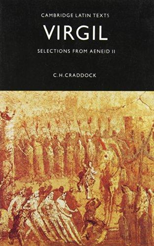 Selections from Aeneid II (Cambridge Latin Texts) (Bk.2)