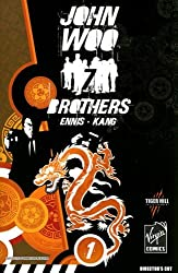 John Woo's Seven Brothers Volume 1: Sons of Heaven, Son of Hell