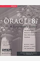 Oracle8i: A Beginner's Guide Kindle Edition