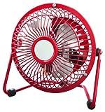 4 inch high velocity fan - Westpointe HVF4-RPRed 4-Inch High Velocity Fan, Red