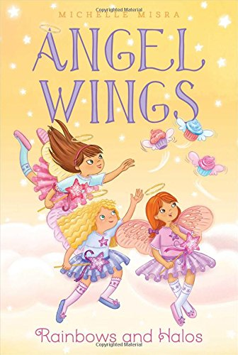 Wings Aladdin Angel - Rainbows and Halos (Angel Wings)
