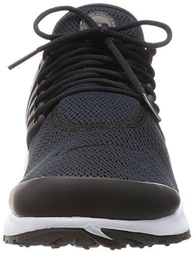 Nike Wmns Air Presto, Zapatillas de Deporte para Mujer Negro (Black / Black-White)
