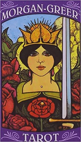 Morgan Greer Tarot: Amazon.es: William F. Greer, Lloyd ...
