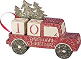 Advent Calendar- Tree Truck, Set of 2