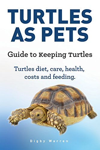 Pet Turtles. Turtle care, diet, costs, feeding and health. Keeping turtles owners guide. (Keeping A Painted Turtle As A Pet)