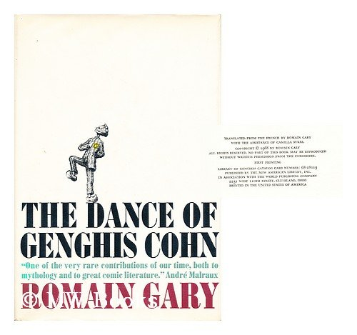 The dance of Genghis Cohn