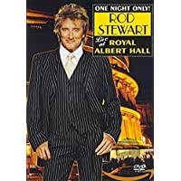 One Night Only! Rod Stewart Live at Royal Albert Hall [DVD] [2015]