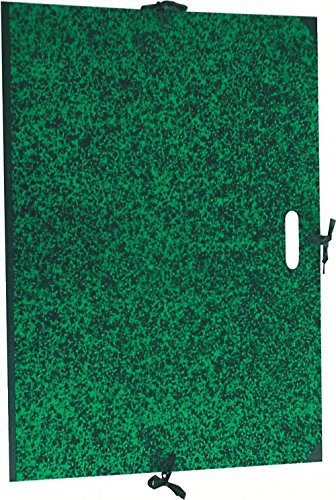 Exacompta 532900E Cartelle Porta Disegni e Valigette Verde 59x72 cm